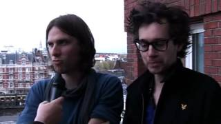 Phoenix 2009 interview - Deck D'Arcy and Laurent Brancowitz (part 4)
