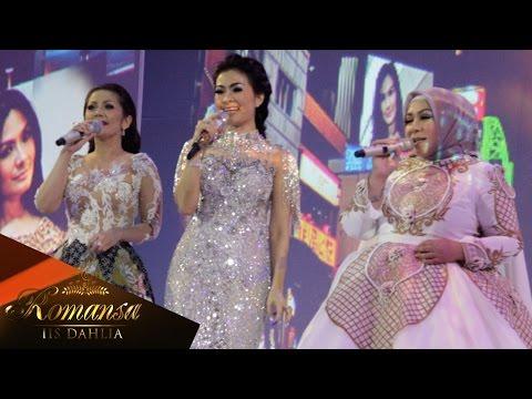 download lagu Iis Dahlia Feat Melly Goeslaw, Kristina  Goyang Dumang  - Romansa Iis Dahlia 20/1 gratis