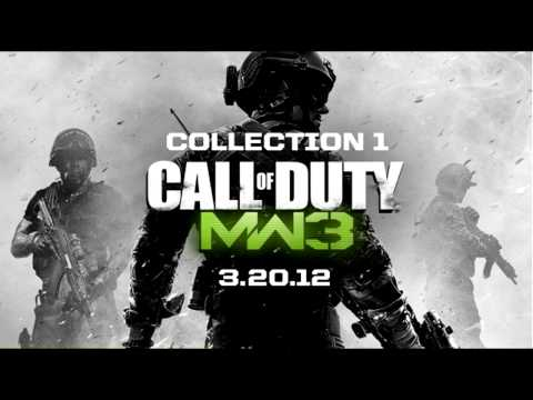 Map Pack Available Date Collection 1 MW3