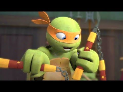 Teenage Mutant Ninja Turtles Legends - Part 115 - Baby Turtles Naming