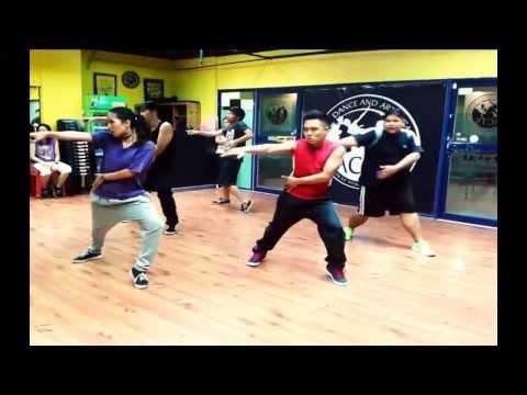 ACTS Academy Company Class - Sun of A Gun (Dianne's choreo) - 08/06/2013