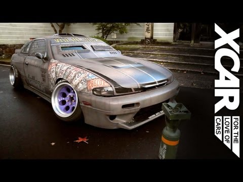 Nissan Silvia Military 6666 Customs - XCAR