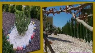 Granitos y Mármoles-Decoración Fachadas, Viviendas y Jardines.CranitosGallego S.L. Murcia