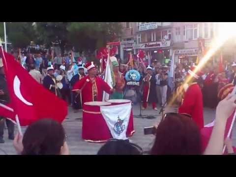 3 Mayıs Türkçülük Günü Amasya Mehter Takımı Genç Osman