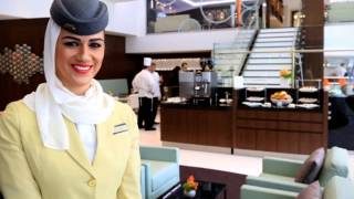 Cabin Crew Nowadays... Emirates, Etihad and Qatar Airlines