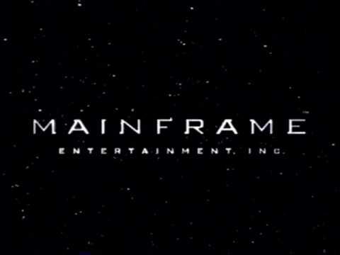 Mainframe Entertainment Inc 2000 Company Logo VHS Capture