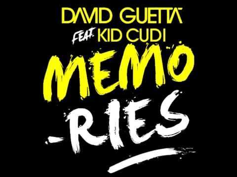 David Guetta feat Kid Cudi - Memories Extended Backwards