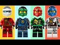 Wrong Brick Bodies with LEGO Ninjago Brick Building Animation
