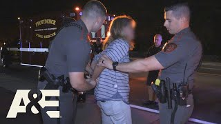 Live PD: Woman Refuses to Ride in Cop Car (Season 3) | A&E