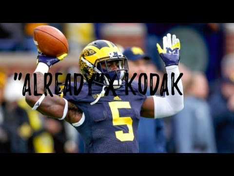 "Jabrill Peppers- |""Already""X Kodak