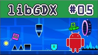 LIBGDX para Android - Tutorial 05 - ApplicationAdapter - How to make games Android