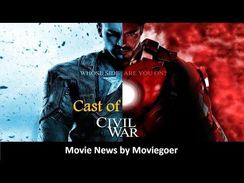 รายชื่อตัวละครสำคัญ Captain America: Civil War!!! [in Thai]