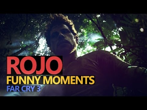 Funny Moments #11: Far Cry 3 - Rojo & Urhara klip izle