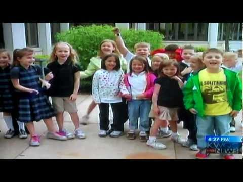 Hello Quad Cities Jordan Catholic School Kindergarten - 06/10/2012