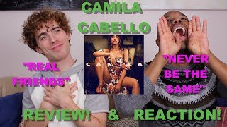 Download Lagu Camila Cabello - Real Friends & Never Be the Same - Reaction/Review Gratis STAFABAND