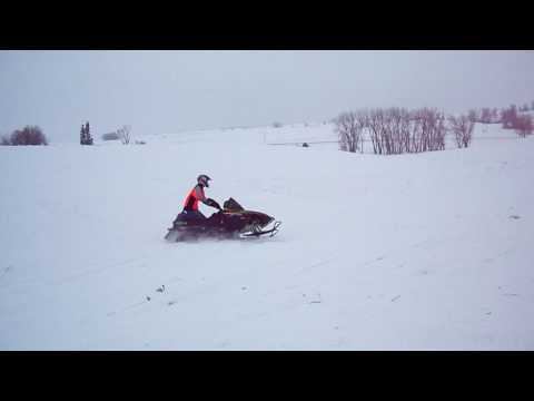 arctic cat drift busting Video