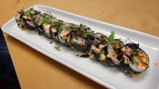 Eel Tempura Roll - How To Make Sushi Series