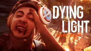 DYING LIGHT - PARKOUR E ZUMBIS! (PREVIEW)