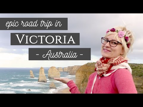 Epic Road Trip with the Great Ocean Road and more around Victoria in Australia | Australien Vlog