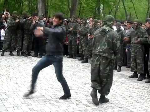 Лезгинка - г.Кусары день победы