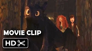 ROTBF - 'Get Busted in Merida's Castle' MOVIE CLIP
