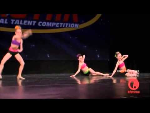 Dance Moms- Brooke, Chloe and Paige's Trio- Girls In The House