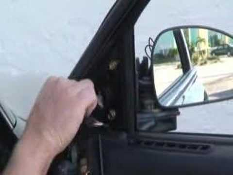 Hyundai Sonata Mirror Replacement