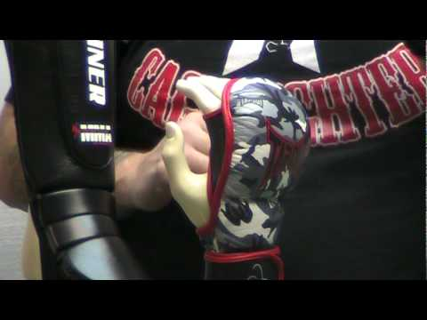 TapouT MMA Sparring Gloves Image 1