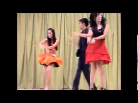 Practical Exam In P.e (performing The Four Forms Of Dances: Swing,chaha,tango,boogie) video