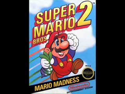 Super Mario Bros. 2 - Overworl... is listed (or ranked) 6 on the list The Greatest Classic Video Game Theme Songs Ever