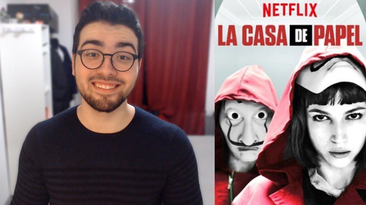 Critique Chaud La Casa De Papel Saison Satu Dua Youtube