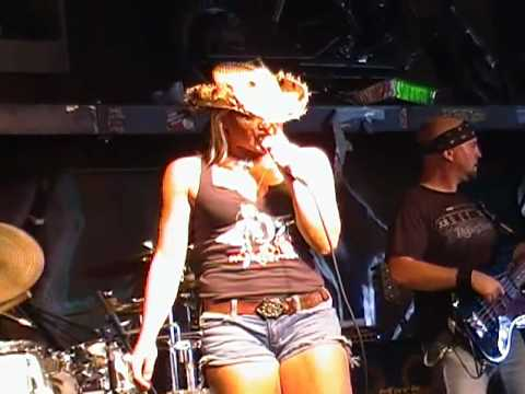 Amanda Overmyer, Sammy Kershaw, STURGIS BIKE RALLY, Queen of My Double-Wide Trailer, Full Throttle