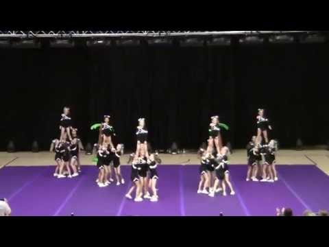 Cheerleading - Summercup 2016 - CC Desire