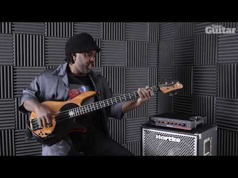 Victor Wooten - Me And My Bass Guitar