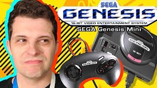 SEGA Genesis Mini Review - Retail Reviews