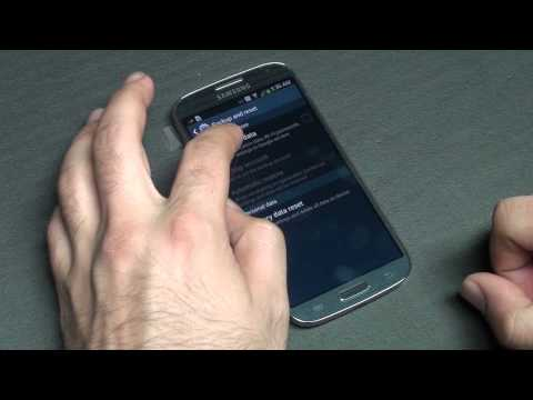 How to remove password or lock screen on Samsung Galaxy S4 T-Mobile. AT&T Verizon or Sprint