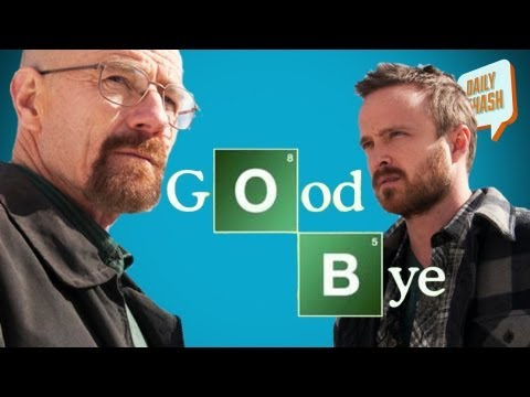 Breaking Bad Series Finale: 5 Stages of Grief   DAILY REHASH   Ora TV