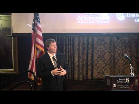 Dakota Meyer at the Union League Club of Chicago