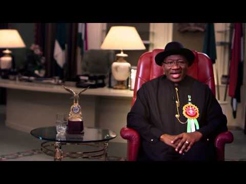 2015 New Year Broadcast - President Goodluck Jonathan