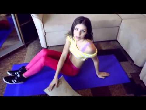 6 Упражнений Для Талии  Фитнес Дома