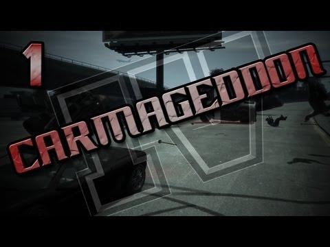 GTA IV: Carmageddon Multiplayer Madness w/ Gassy & Friends! #1