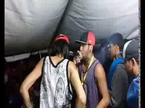 Chang Vs Anestecia Titulo de freestyle