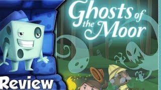 Ghosts of the Moor Review - with Tom Vasel