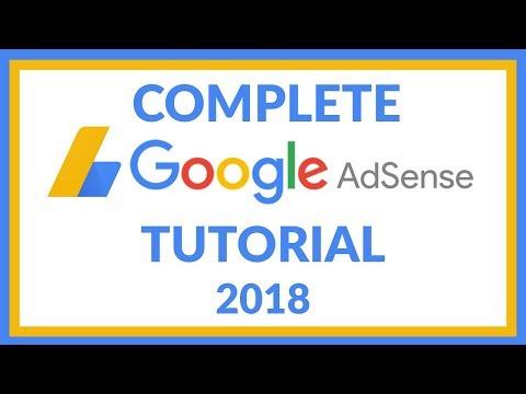 How To Setup Google Adsense  - Complete Google Adsense Tutorial 2018