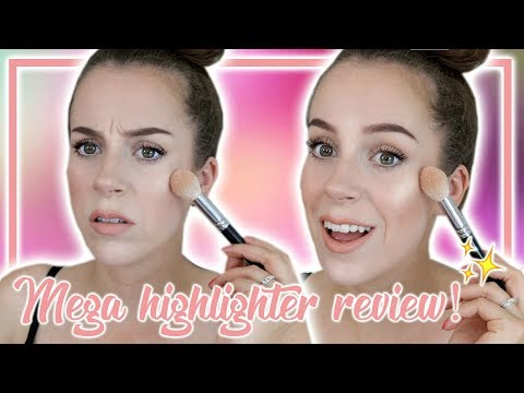 MEGA HIGHLIGHTER REVIEW! ✨💯 || Sleek, NYX, L'Oréal