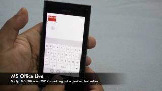 Nokia Lumia 800 [Detailed Review]