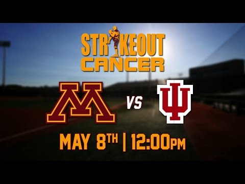 Help Todd Oakes, Gopher Baseball Strike Out Cancer May 8th