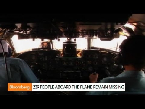 Malaysia Flight 370: The Hunt for 'Black Box' Data