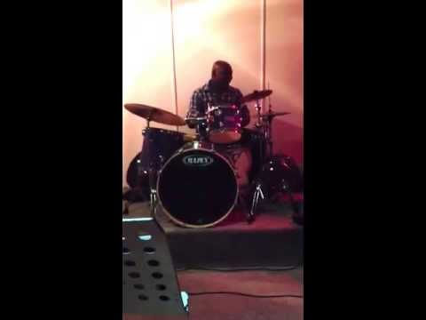 Angelito Mathieu - Play Drums Cover - Lionel Richie - Easy