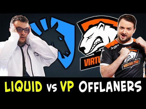 LIQUID vs VP epic offlaners battle — Mind_Control vs 9pasha